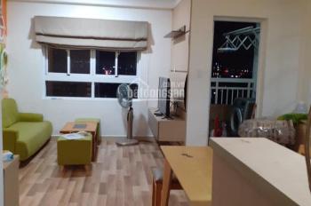 Cho thuê căn hộ block B IDICO Tân Phú 67m2/2PN + 2WC, full nội thất như hình chỉ 10 triệu/tháng