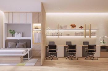 Cho thuê căn hộ văn phòng 03 mặt tiền đường trung tâm Phú Mỹ Hưng