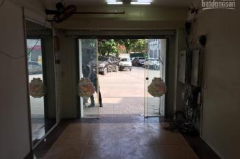 Cho thuê cửa hàng kinh doanh sạch sẽ, khô ráo 25m2 cực đẹp mặt phố Mễ Trì Hạ, 0985 170 107