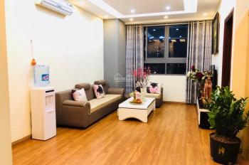 Cho thuê căn hộ chung cư CT3 Mễ Trì Hạ 2 phòng ngủ full đồ 8 triệu/tháng, ở ngay LH: 0911400844