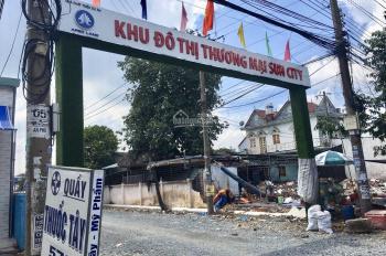 Bán lô 85m2 đường D3, 12m, dự án The Sun City, Thuận An, Bình Dương