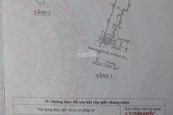 Chính chủ cần bán đất đô thị tại Quận Bình Tân