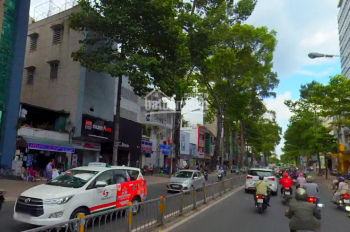Cho thuê 2MT 6m vị trí đắc địa tiện PR tại Nguyễn Thị Minh Khai, Q. 3 DT 685m2 có hầm, vỉa hè rộng