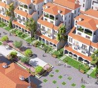 Bán suất ngoại giao dự án mới biệt thự khu Ciputra, mặt đường 30m, DT 188m2 - 200m2. 0975974318