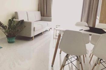 Cho thuê căn hộ Cao ốc B Ngô Gia Tự: 78m2, 2 phòng ngủ giá 8tr/tháng. ĐT 0789 882 119 Nhân