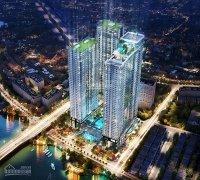 Khách gửi bán căn 2PN Sunwah Pearl tháp Whitehouse - 96m2 - view sông SG - 6.5 tỷ - 0934.853.508