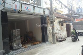 Chính chủ bán nhà xây mới 5T KPL cán bộ ngõ 167 Trương Định, Hai Bà Trưng 50m2, 5.1 tỷ, ô tô 4C vào