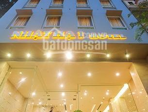 Bán nhà MT Nguyễn Trãi, Quận 5, giá: 58 tỷ, hầm, 8 tầng