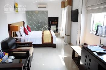 Cho thuê khách sạn MT Bùi Thị Xuân, Quận 1, DT: 6x22m, trệt, 5 lầu 30 phòng, giá: 254,32 triệu/th