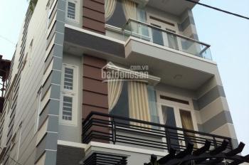 Cho thuê nhà hẻm Đặng Tất, P. Tân Định, Q. 1, DT: 4,2 x 25m, trệt + 2 lầu, có lề để xe máy