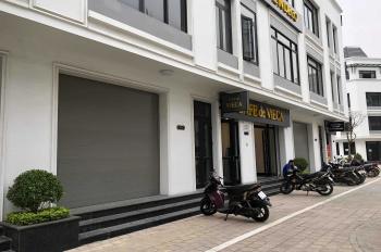 Cho thuê tầng 1 shophouse Vinhomes Gardenia Hàm Nghi - Mỹ Đình - Hà Nội làm văn phòng hoặc cửa hàng