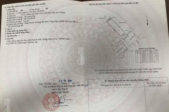 Cần bán đất đường Số 1, Linh Xuân, Thủ Đức Sổ hồng chính chủ. Giá 3,1 tỷ