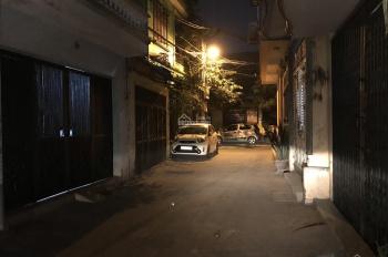 Cần bán gấp nhà ngõ 167 Trương Định, Hai Bà Trưng, KPL cán bộ  50m2x 5T, 5.1 tỷ, ô tô nhỏ vào nhà