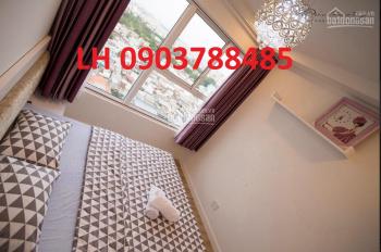 Cho thuê căn hộ CC Carillon 1, Q Tân Bình, 100m2, 3PN, nhà mới đẹp giá 13tr/th, LH 0903788485 Trung