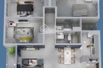 Bán cắt lỗ căn hộ 3 phòng ngủ view biển New Life Tower Bãi Cháy, Hạ Long, LH: 0936623116