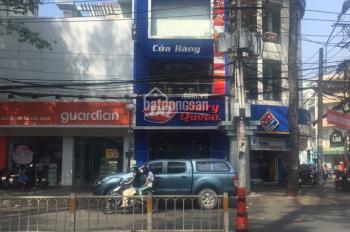 Bán nhà góc 2 mặt tiền đường Nguyễn Tri Phương, Q. 10 4m*14m - trệt + 4 lầu. Giá 15 tỷ 500tr TL
