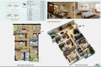 Chính chủ bán căn chung cư CT4 Vimeco, Nguyễn Chánh DT 148,2m2, giá 30tr/m2. CC: 0901751599