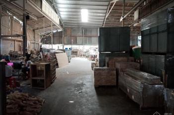 Cho thuê dài hạn 500m2 kho xưởng sản xuất, giá tốt thuộc Tân Bình, thị xã Dĩ An, tỉnh Bình Dương