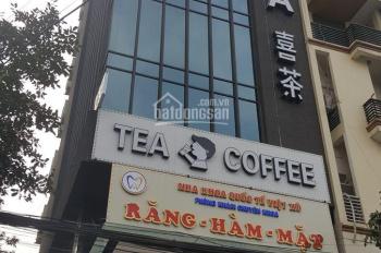 Bán nhà mặt phố Chùa Láng, Đống Đa 85m2, 6 tầng, mặt tiền 6m đang cho thuê 110tr/th, bán 22.5 tỷ