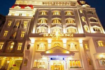 Bán khách sạn 2* đường Út Tịch, Q. Tân Bình, DT 14m x 20m, 8 lầu, TN 250tr/tháng, chỉ 62 tỷ