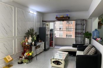 Cho thuê căn hộ Cao ốc B Ngô Gia Tự, Q 10: 78m2, 2 phòng ngủ, giá 8tr/tháng. ĐT 0909 99 44 62