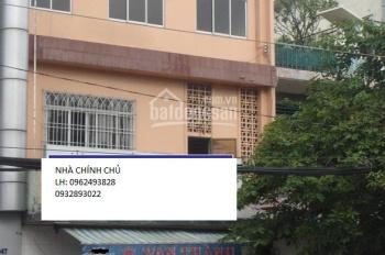 Cho thuê nhà 256 Minh Phụng, P2, Q11: 8.4x27m, 3 lầu, LH: 0962493828
