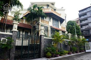 Bán nhà HXH Tôn Thất Tùng, P. Phạm Ngũ Lão, Q. 1, DT 8m x 20m, GPXD H 8L, giá bán 36 tỷ