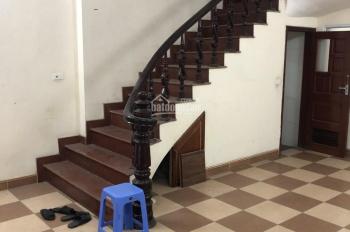 Cho thuê nhà riêng làm văn phòng diện tích sử dụng 60m2
