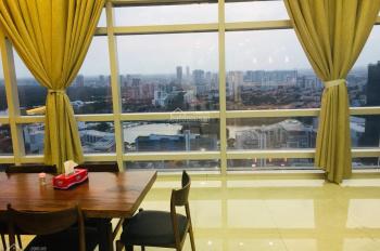 Cho thuê căn hộ Penthouse Petroland - đường Tân Trào, Phú Mỹ Hưng, Q7. Giá: 46.6 triệu/th