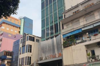 Bán nhà mặt phố 2 MT hẻm Cao Thắng ngang 13m dài 18m CN đủ. Giá: 60 tỷ TL