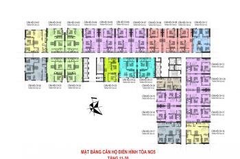 Suất mua vào tên, chọn căn tầng tại tòa N05 Ecohome 3 giá ưu đãi. LH 0988563234