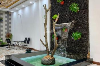 Bán biệt thự Ba Vân, 8x18.5m, 4 tầng, nội thất gỗ cao cấp, giá 26 tỷ TL, 0902557388 Cao Giàu