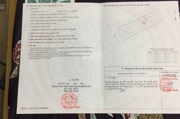 Bán đất đường 1C KDC Nam Hùng Vương, P An lạc, Q Bình Tân, 90m2 (4.5*20m), đấu lưng Võ Văn Kiệt