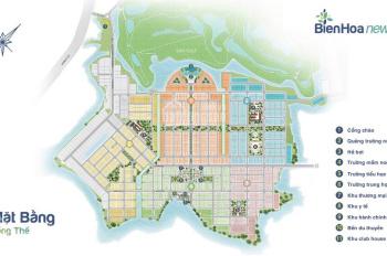 Bán đất nền Biên Hòa - Pháp lý sổ đỏ - giá 1.4 tỷ/nền - Thanh toán 50% nhận nền LH: 0907810870