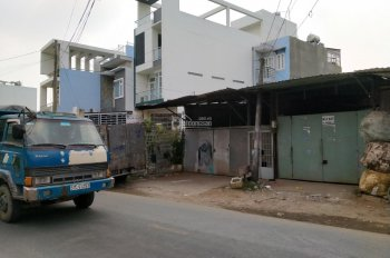 Bán đất có nhà tạm MT KD đường Lý Tế Xuyên, P. Linh Đông, NH, 60tr/m2, 158,9m2 DCHH giá 9,6 tỷ