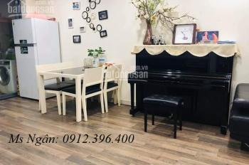 Chính chủ cho thuê căn hộ tầng 20 CC Capital Garden (90m2, 2N full đồ, 10tr/th), LH: 0912.396.400