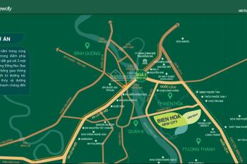 Mở bán duy nhất 30 nền Biên Hòa New City trong sân gold giai đoạn 2, liên hệ 0938 09 5898
