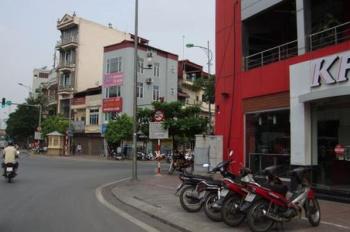 Bán nhà mặt phố Thạch Bàn 42m2, mặt tiền 4.5m, 3 tầng, vỉa hè rộng 4m kinh doanh sầm uất