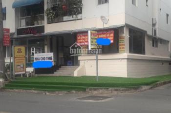 Hot chỉ có một mặt bằng shop Hưng Vượng, Phú Mỹ Hưng, Quận 7, giá 38tr/th