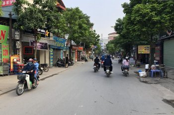 Cần tiền bán gấp 114m2 giá rẻ tại Cửu Việt, Trâu Quỳ, Gia Lâm, HN ngay trục chính, kinh doanh tốt