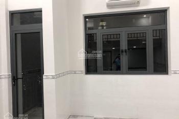 Cho thuê nhà mặt tiền mới xây P. Tân Quy Quận 7