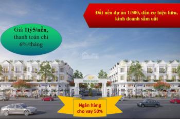 Đầu tư lý tưởng ngay trước, trong và sau Tết với dự án Tiến Lộc Garden Nhơn Trạch (Minh Đan)