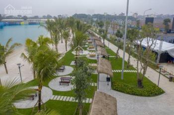 Vinhomes Smart City - danh sách căn góc (2PN + 1) - 2VS - DT 61 - 64m2 giá 2 - 2,7 tỷ view đẹp
