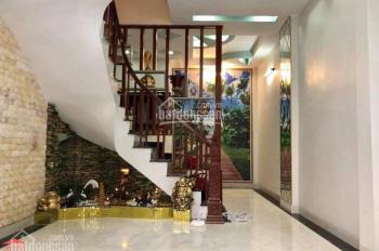 Cho thuê nhà Trần Cung, Nghĩa Tân, Cầu Giấy, 73m2, 3T ngõ ô tô đỗ cửa, ở gia đình, bán hàng online
