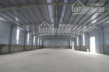 Cần cho thuê nhà xưởng sản xuất, hoặc làm kho để hàng tại đường Phùng Hưng (đường vào KCN Long Đức)