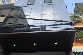 Bán gấp nhà 7 tầng thang máy, nhà mới, nội thất cao cấp, phố Nguyễn Ngọc Vũ, DT 63m2, MT 4.6m