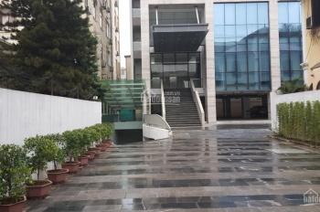 Cho thuê 04 sàn thương mại 220m2 mặt phố Trường Chinh