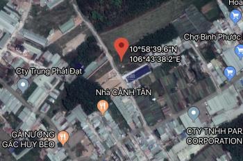 Tôi cần bán gấp lô đất 1512 m2 Bình Chuẩn 32, Thuận An, Bình Dương