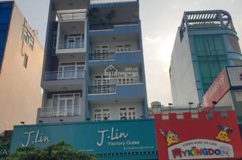 Gia đình cần bán MT Phan Đăng Lưu, Phú Nhuận, DT, 4.3x24m, nhà 4 tầng, HĐT: 85 tr/tháng, chỉ 33 tỷ