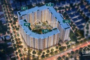 Nhận hồ sơ vào tên trực tiếp CĐT 4 suất cuối cùng tòa H1 dự án NOXH Hope Residences Phúc Đồng